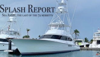 Splash Report: Sea Angel, The Last of the 72 Merritts