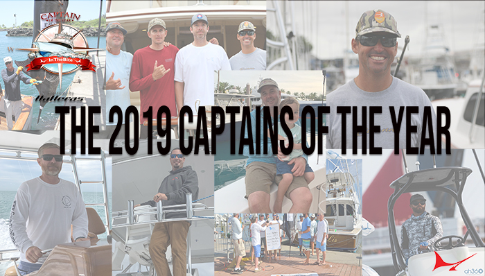 The 2019 Captains of the Year