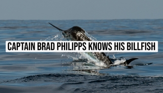Captain Brad Philipps Knows his Billfish