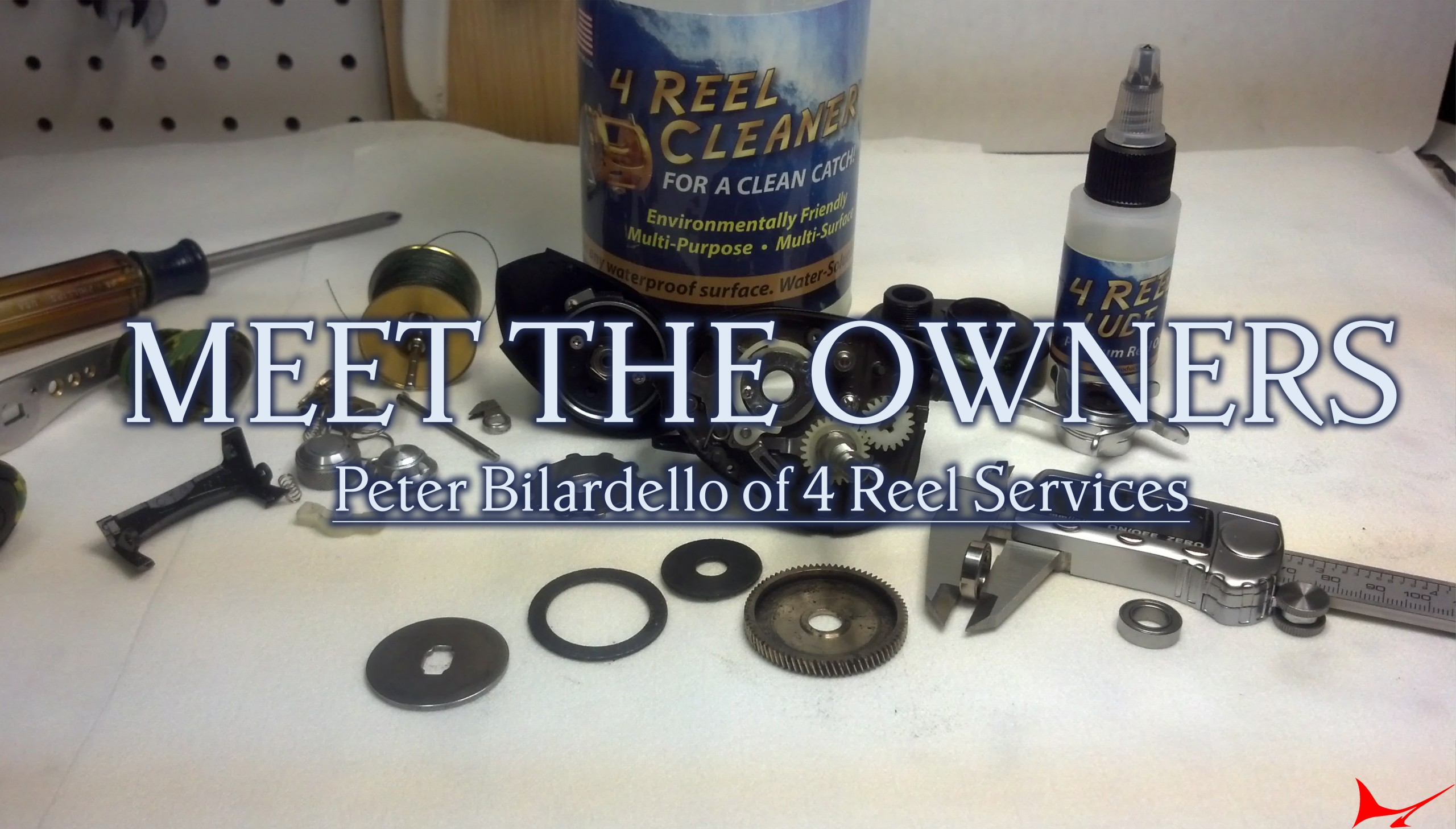 Meet the Owners: Peter Bilardello of 4 Reel Services