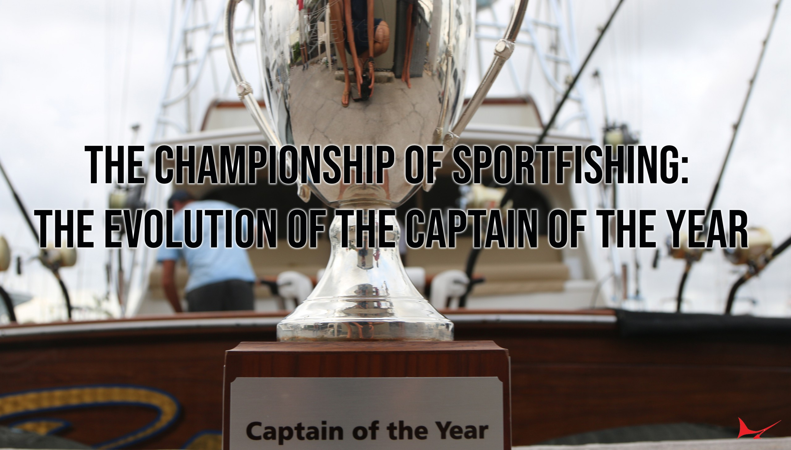 inthebite captain of the year trophy