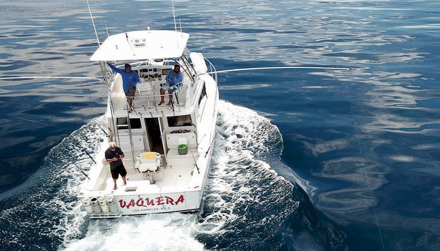 image of Vaquera fishing boat