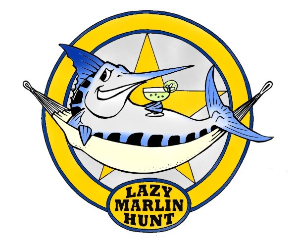 lazy marlin hunt logo
