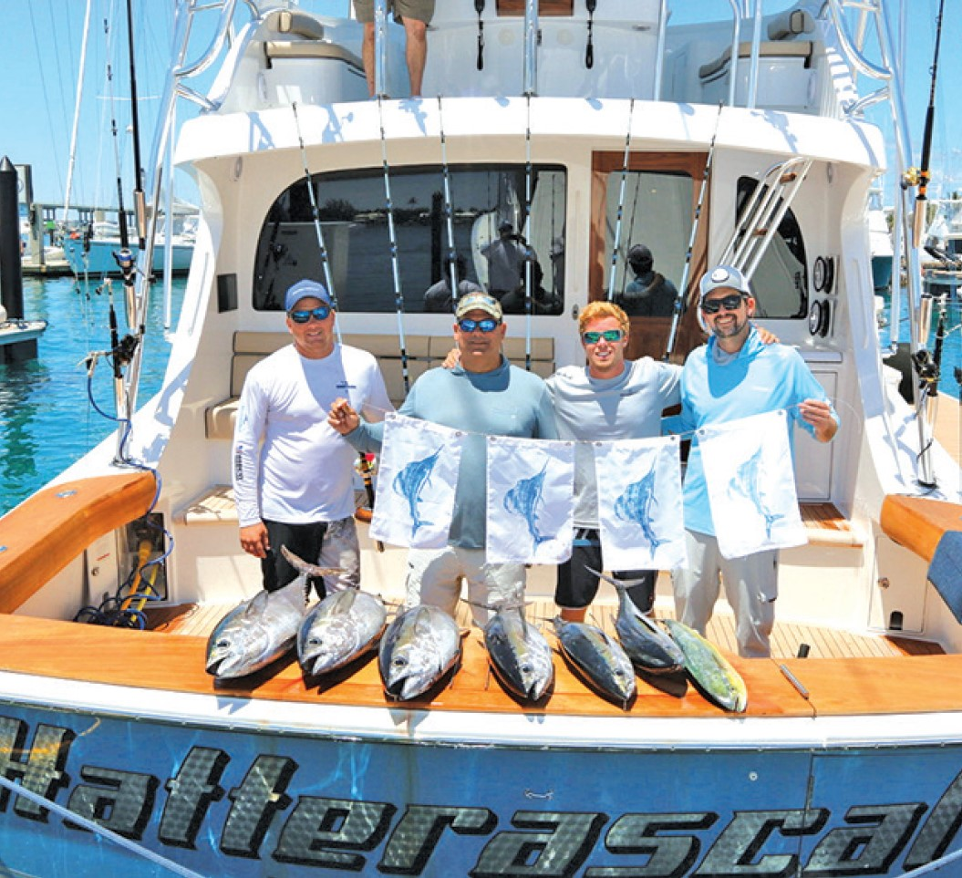 Tackle Tip Showcase: Captain Jeff Donahue, Hatterascal Hatteras 59 GT