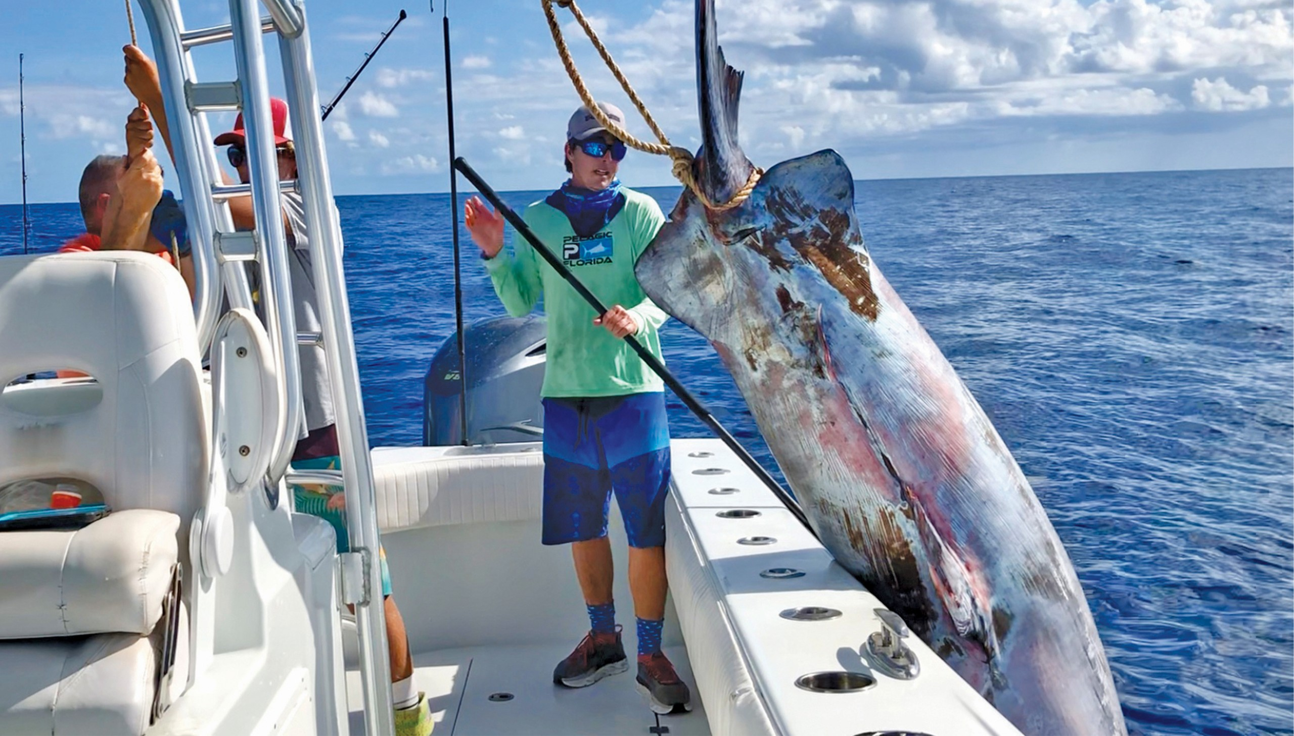 The United States of Swordfishing: Where, How Around the States