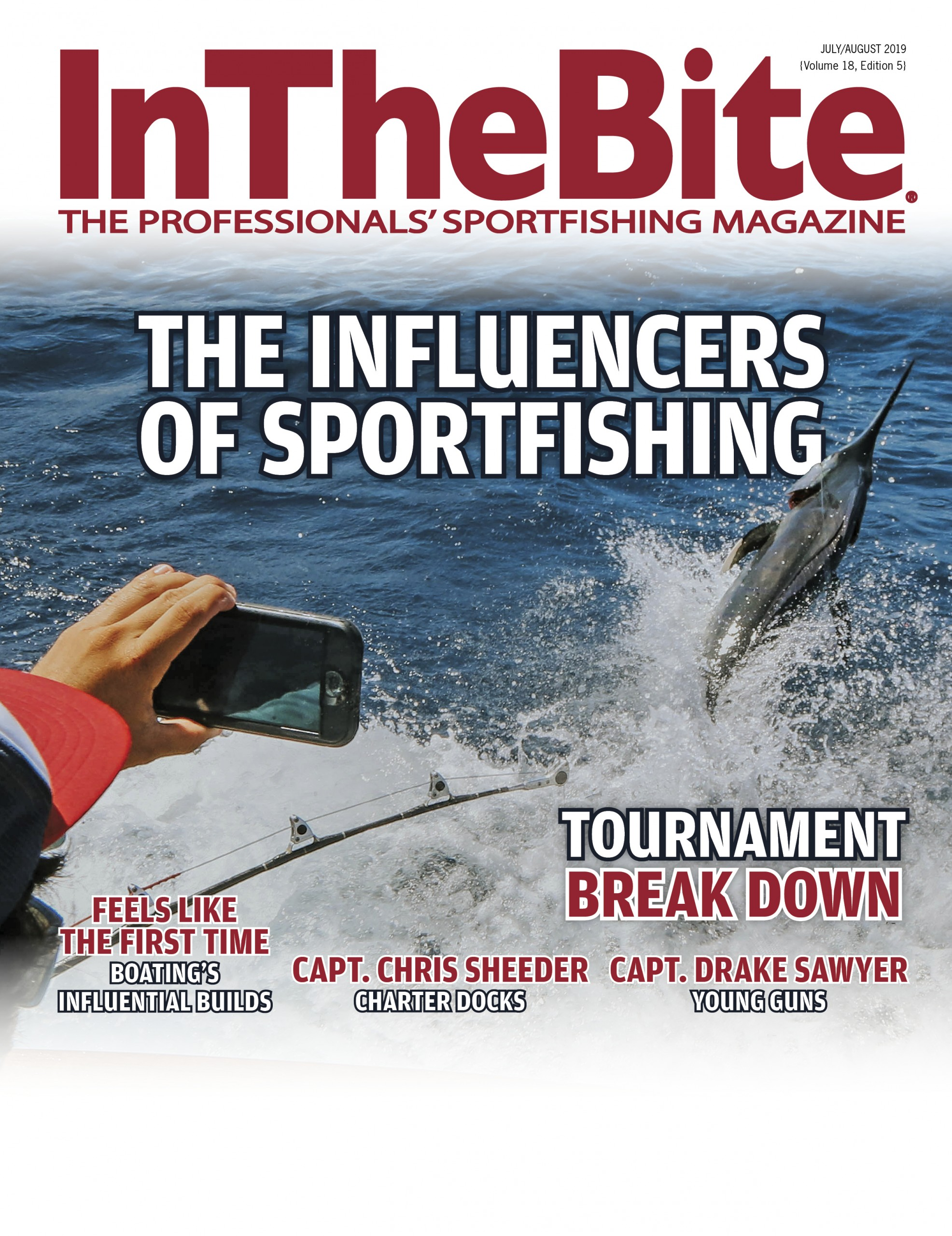 ITB Magazine cover