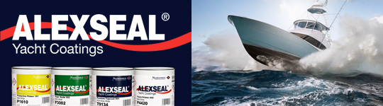 Ad for Alexseal
