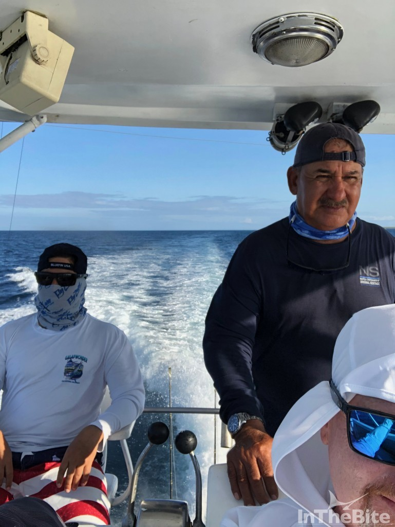 Fishing in the Galapagos