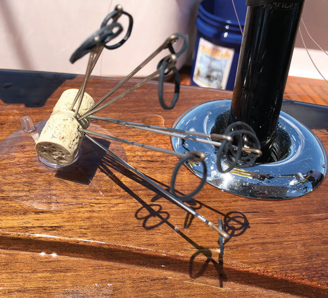 Fishing tackle tips with Hatterascal