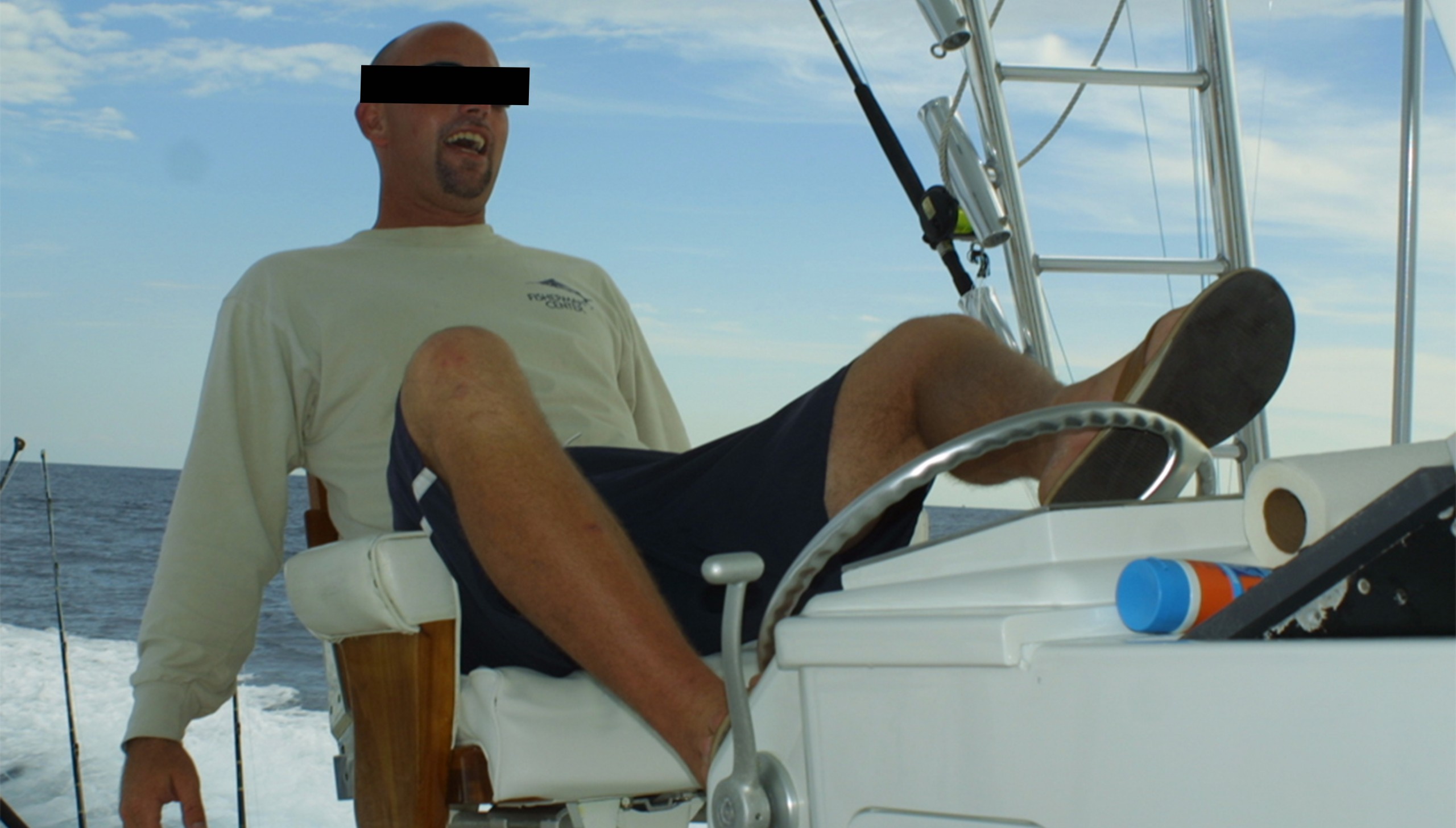 Tips for safety at the helm for sportfishing captains