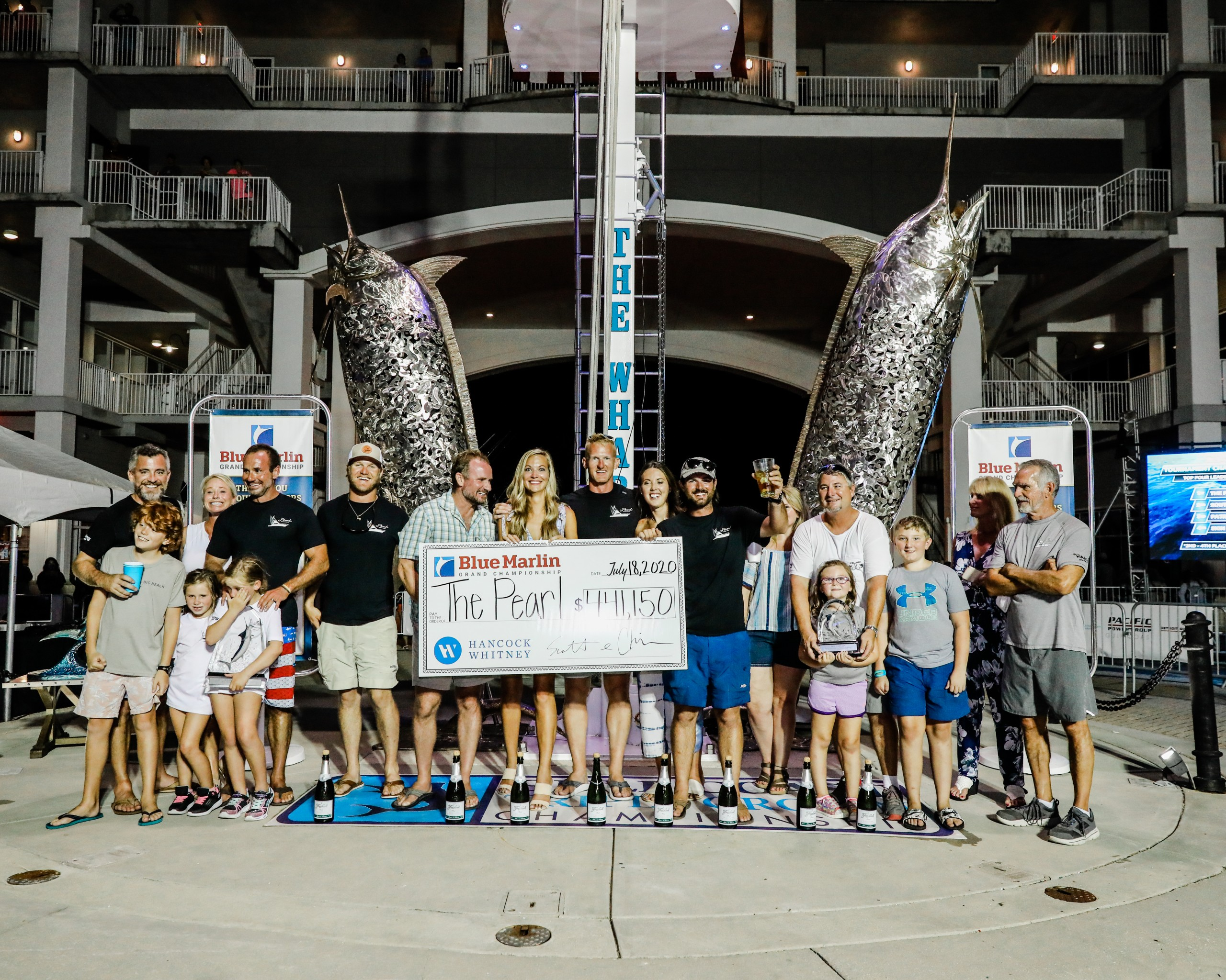 Pearl Steals the Spotlight at Blue Marlin Grand Championship Earning Triple Crown Title