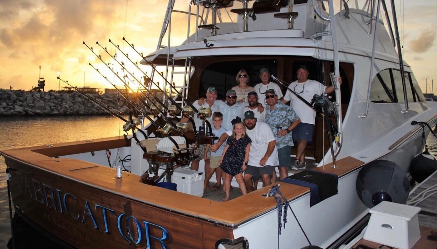 Fabricator Wins 2020 Pensacola International Billfish Tournament