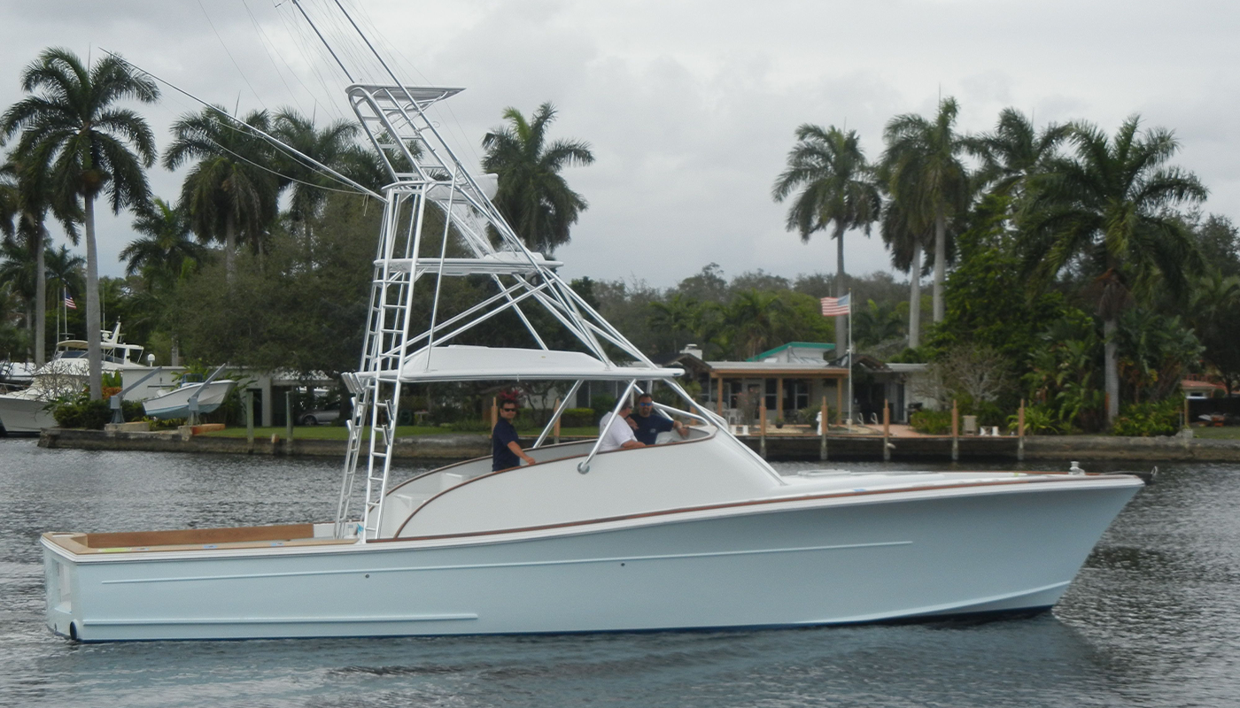 Looking Back: The Emergence of the Release Boatworks 46