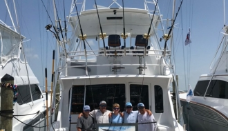 Walk West Takes First at Texas Billfish Tournament