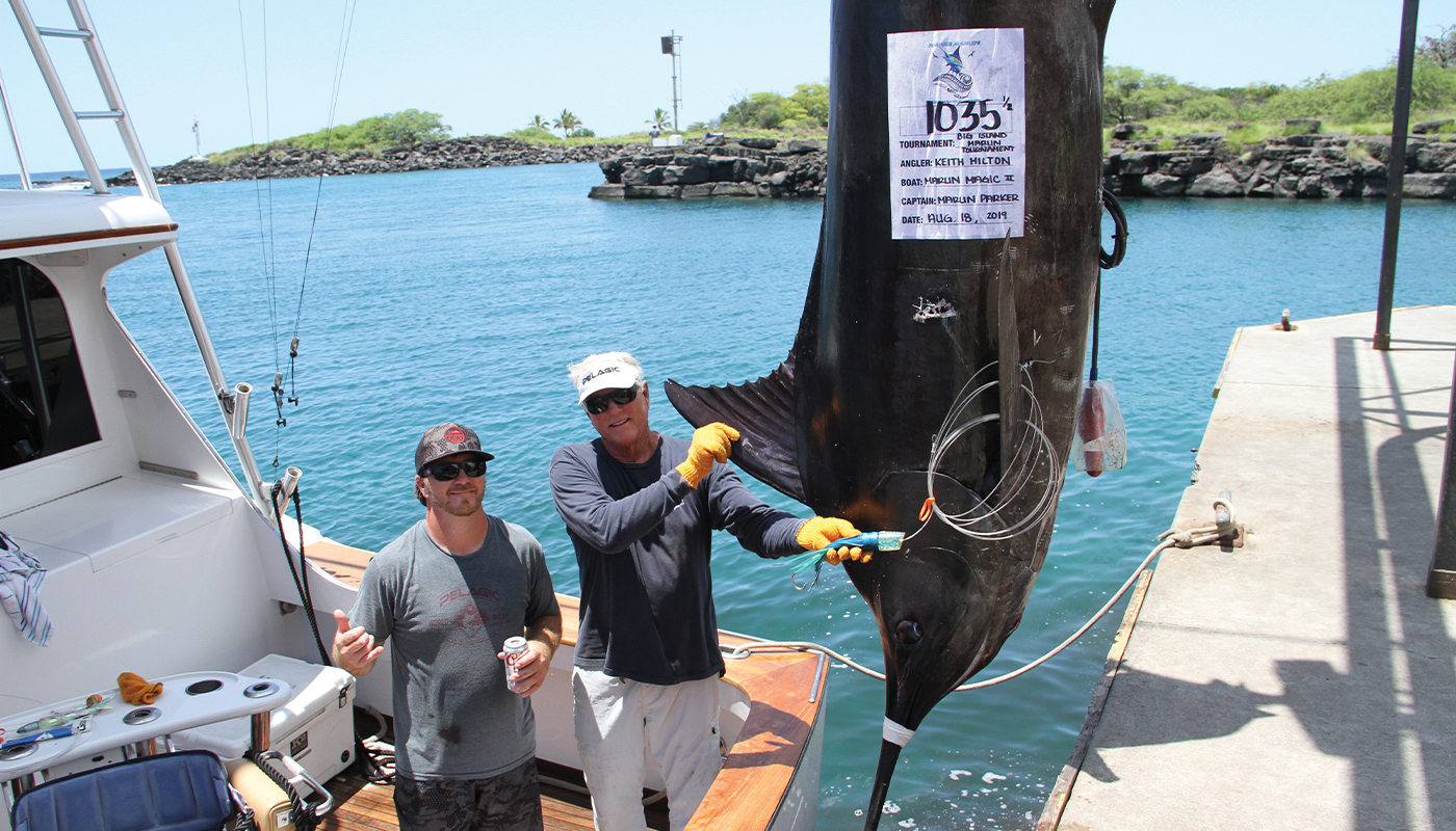 Capt. Marlin Parker: Lessons from the Big Island