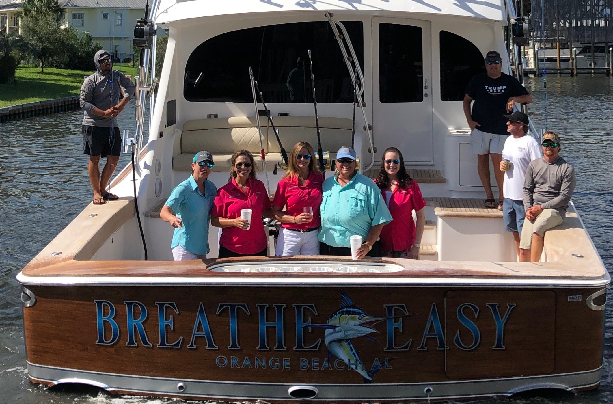 Breathe Easy Becomes Back-to-Back Champions of MBGFC's Ladies Day Tournament