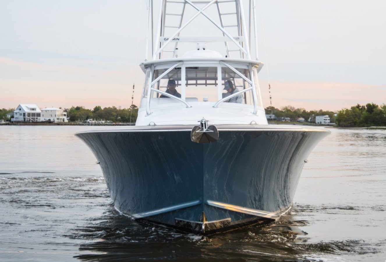 Winter Custom Yachts' 46' Uptight