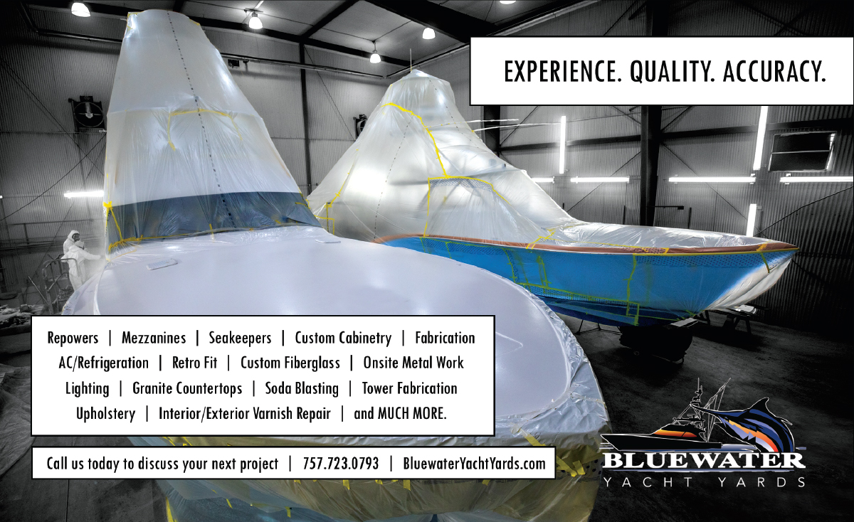 Bluewater Yacht Yards information