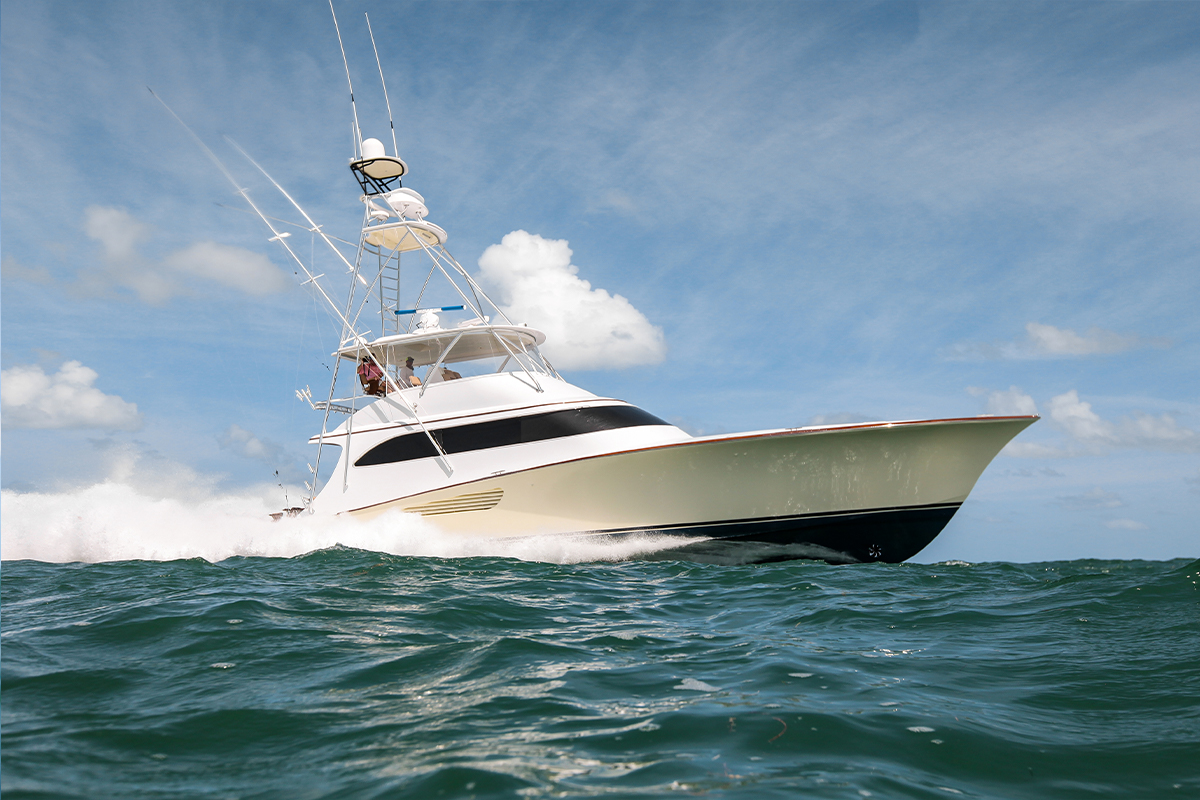 Splash Report: Weaver Boatworks 70' Southern Pride