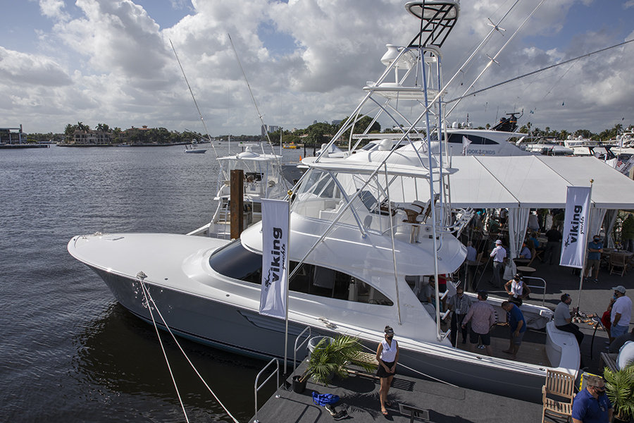 viking yachts 54 convertible