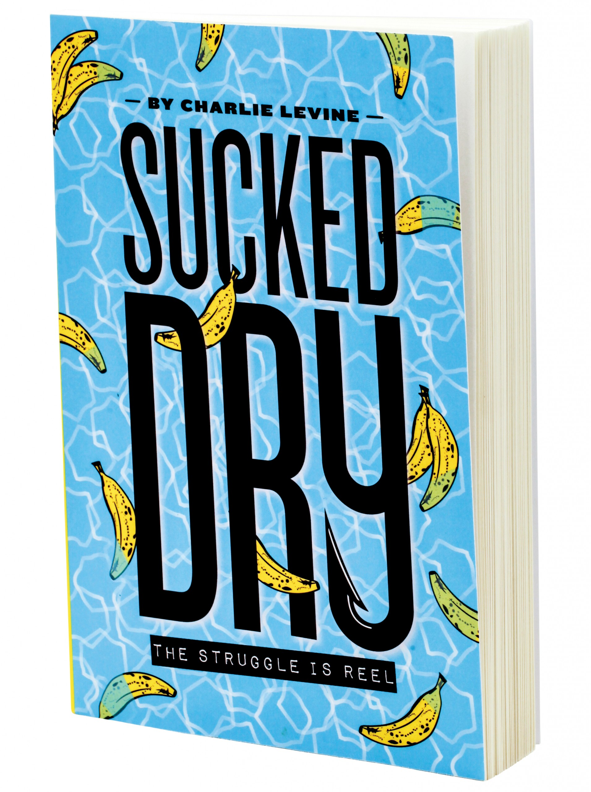 Sucked Dry book