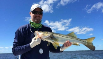 Snook Seasonal Closure in Gulf Starts December 1