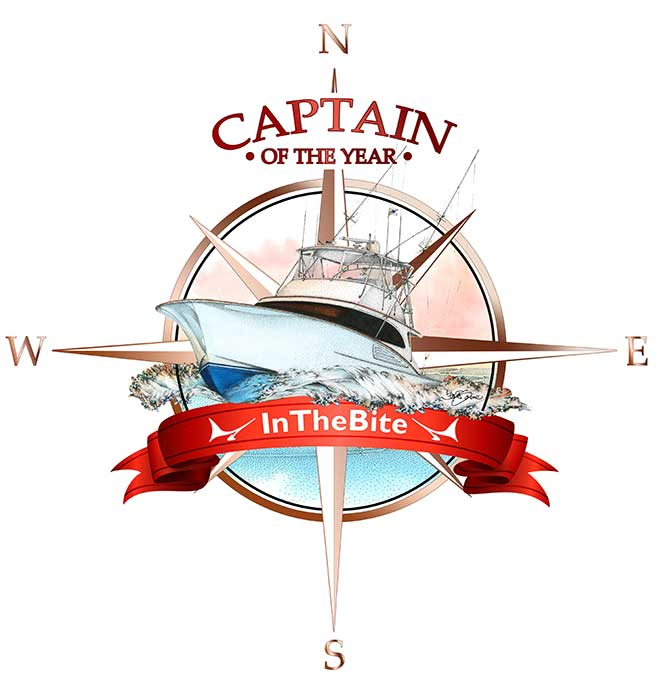 Captain of the Year Cup Standings Logo