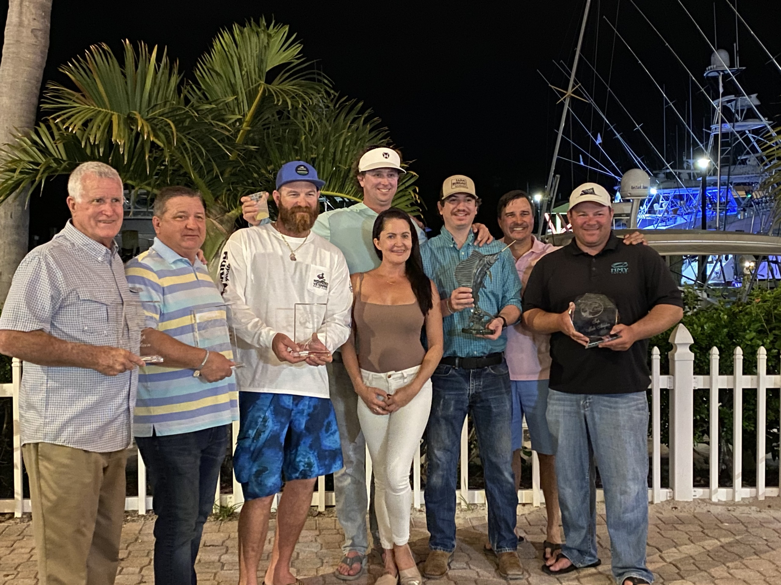 Champagne Lady, Ty Me Up and Southern Ground Take First in Florida Tournaments