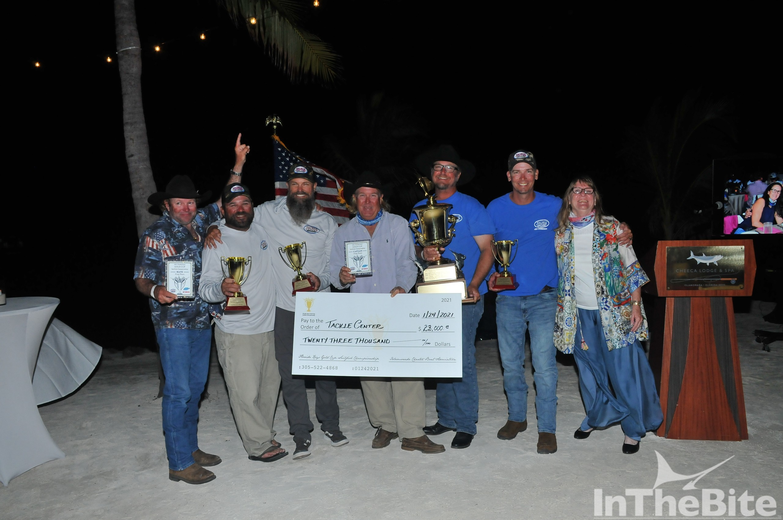 Tackle Center wins Florida Keys Gold Cup Sailfish Championship Series
