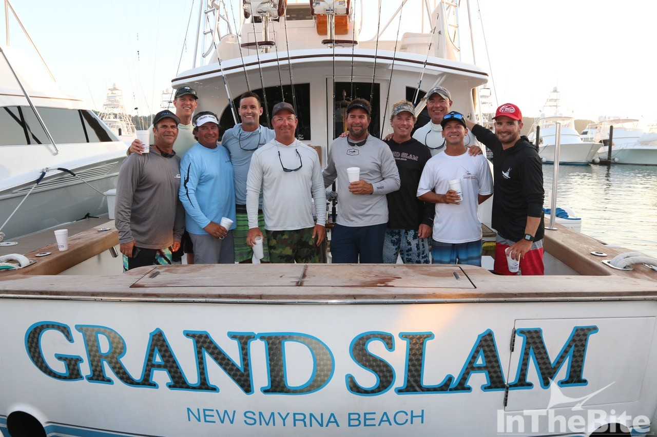 Grand Slam Wins Leg 1 of Billfish Series, Catch 23 Wins First at Buc Cup