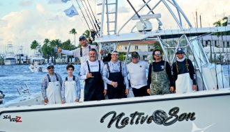 "Native Son Takes First in Leg 2 of the ""Quest for the Crest"" Sailfish Challenge"