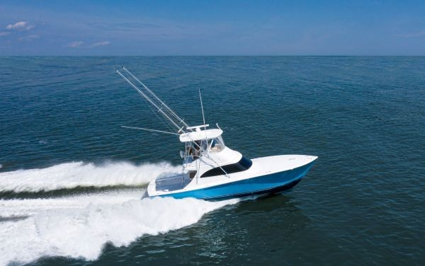 The New Viking 46 Billfish Will Cut Through the Water