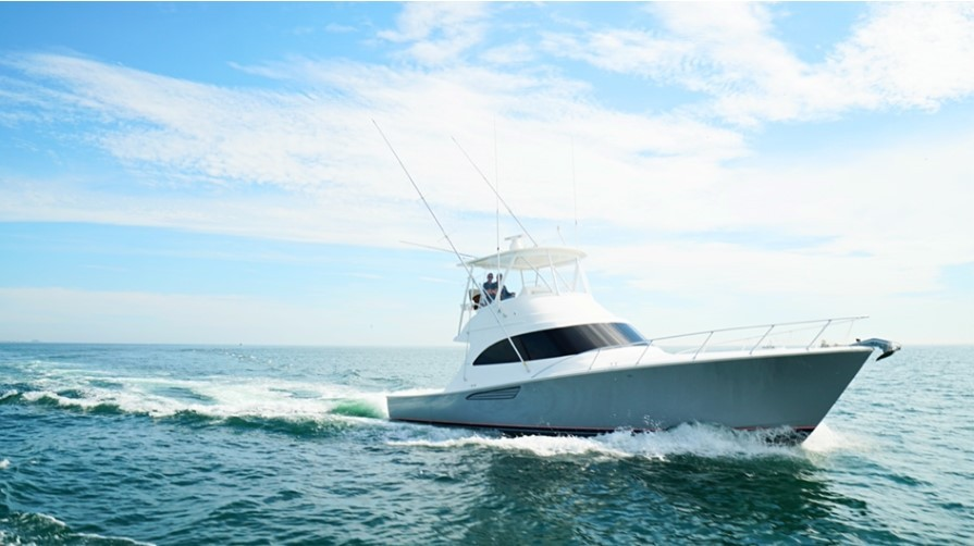 Sea Trials for Scania-Powered Viking 46 Billfish Show Impressive Results