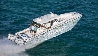 Dometic Marine Steering Technology Critical to Fishing Success