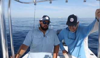 Fish Mapping with SiriusXM