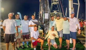 MONGO Offshore Wraps Up with Five Division Winners