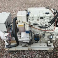 Northern Lights 20kw Generator 6000 hrs