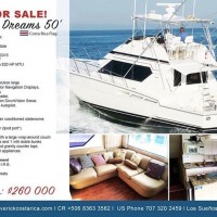 50' Hatteras for Sale $260,000