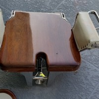 Murray Bros. Fighting Chair with 4 Rod Rocket Launcher