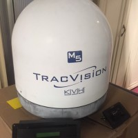 KVH M5 TracVision Dome