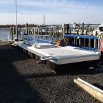 Hoffmans adds more floating docks to accommodate the increasing rack customers.jpg